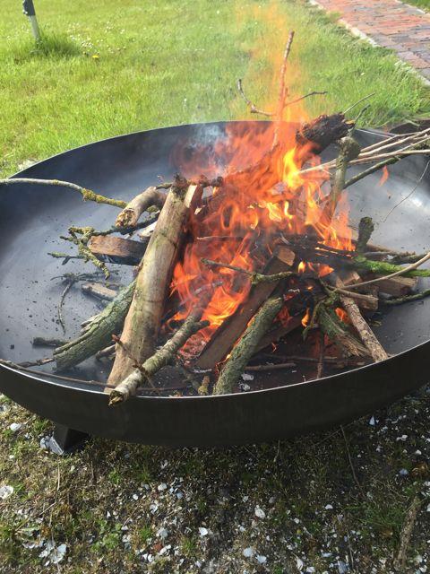 Ein schönes Feuer